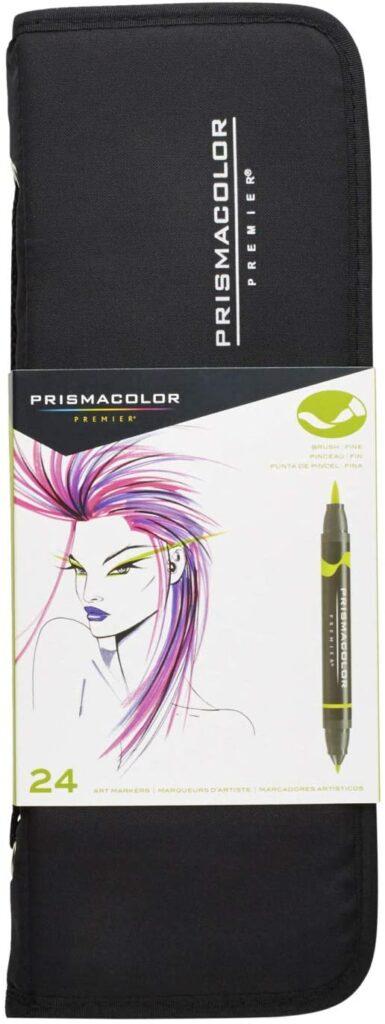 Prismacolor 1776353 Premier Double-Ended Art Markers