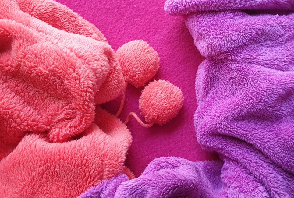 Fleece vs Flannel Material