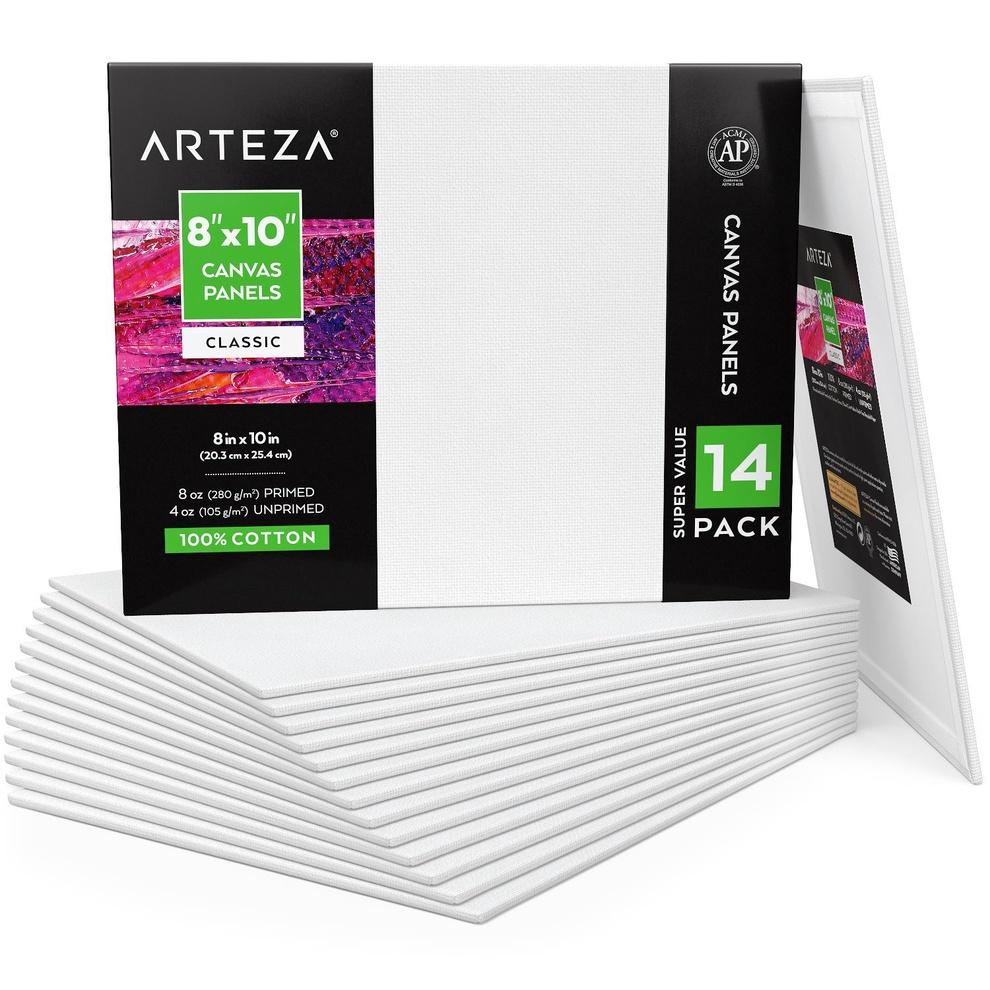 arteza crafting panels