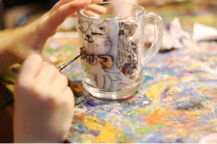 Painting Mug